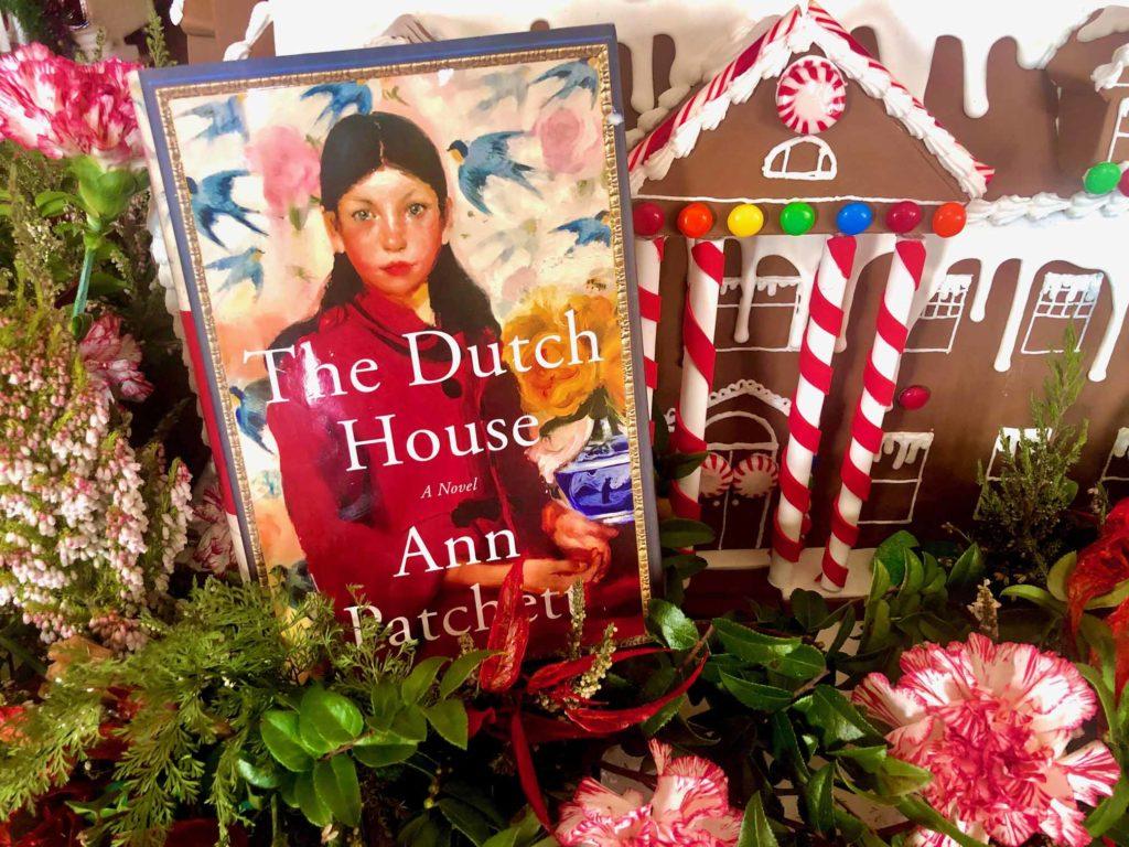 Sharon Virts Book Club - The Dutch House-gingerbread pic