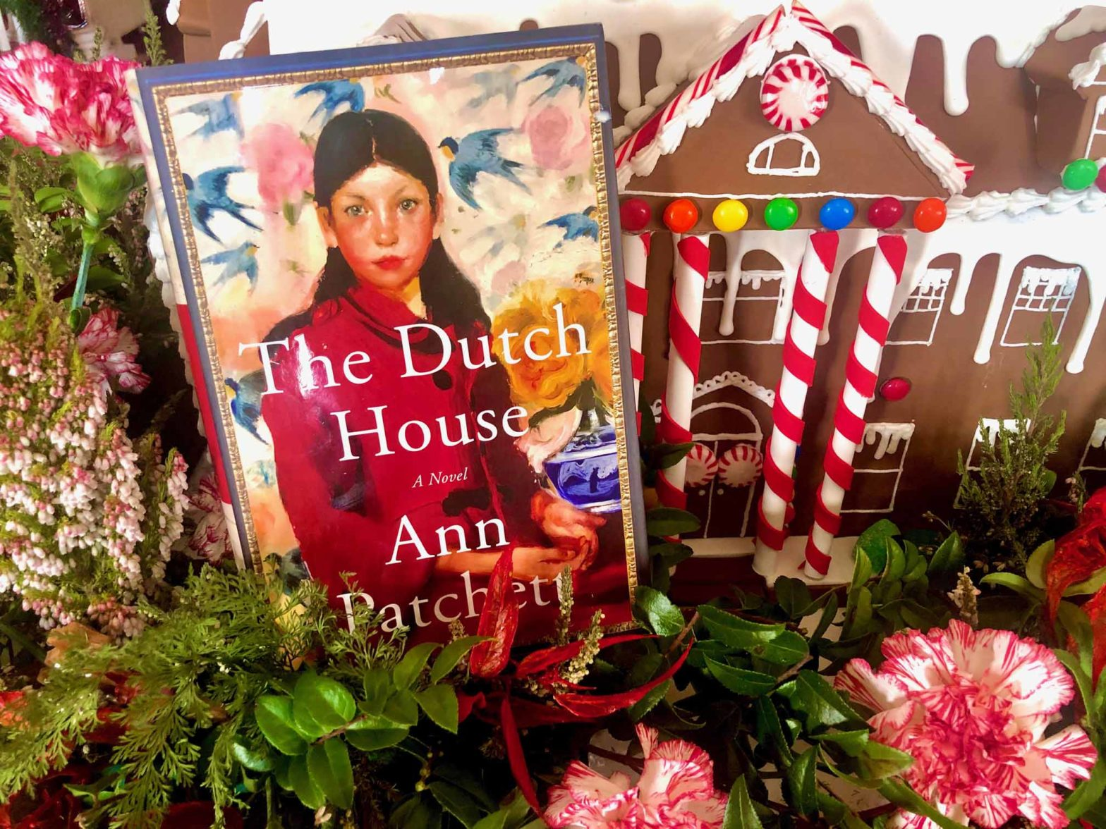 Sharon Virts Book Club - The Dutch House-gingerbread pic