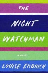 sharon virts book club the night watchman january 2021